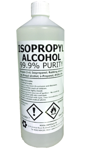 Alcool isopropyl 99,9 %